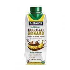 Chocolate Almond Banana