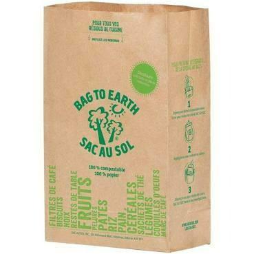 Compost Food Waste Bag 30 Pack