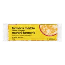 Farmer's Marble Cheese