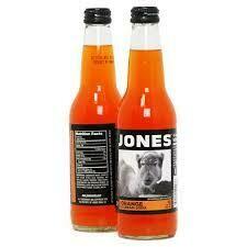 Jones Soda Orange Cream