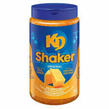 Kraft Dinner Shaker
