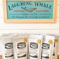 Laughing Whale Toothless Shark Coffee