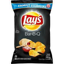 Lays BBQ 235g