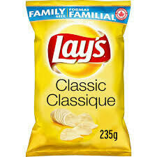 Lay's Classic 235g