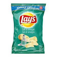 Lay's Salt and Vinegar 235g
