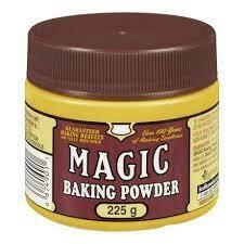 Magic Baking Powder