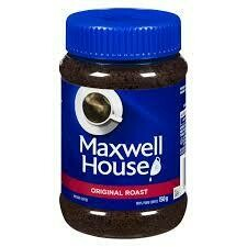 Maxwell House Instant Coffee Original