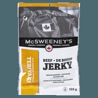 McSweeney's Beef Jerky Teriyaki