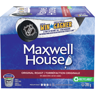Maxwell House K Cups 30ct