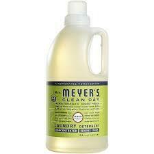 Mrs Meyers Lemon Laundry