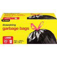NoName Black Garbage Large 20 ct