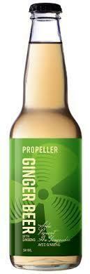 Propeller Brewery Ginger Beer