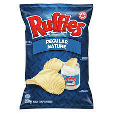 Ruffles Regular 200g