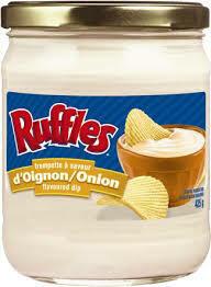 Ruffles Dip - Onion