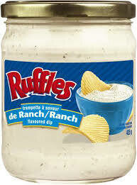 Ruffle's Ranch Dip