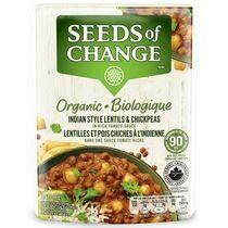 Seeds of Change Indian lentil
