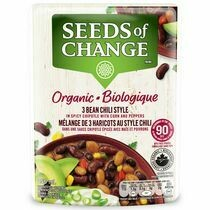 Seeds of Change 3 Bean Chili