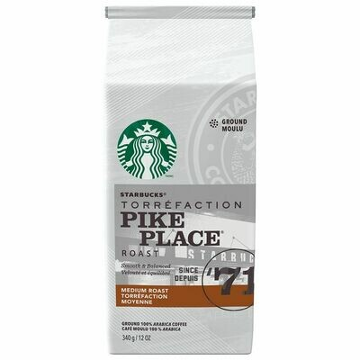 Starbucks Pike Place