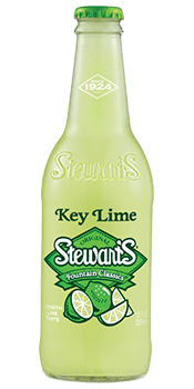 Stewart's Lime Soda