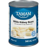 Tamam White Kidney Beans