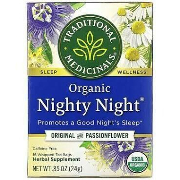 Traditional Medicinal Nighty Night