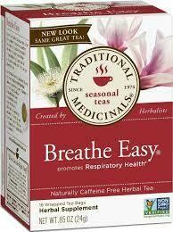 Traditional Medicinals Breathe Easy