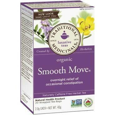 Traditional Medicinal Smooth Move