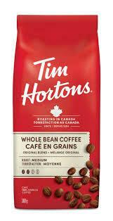 Tim Horton's Whole Beans