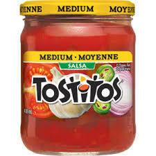 Tostitos Medium Salsa
