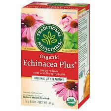 Traditional Medicinal Echinacea Plus