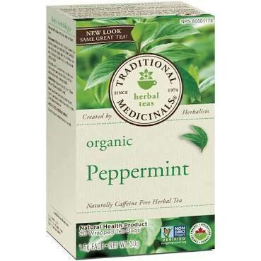 Traditional Medicinals Peppermint