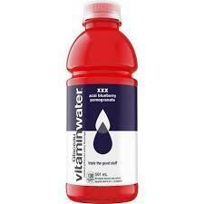 Vitamin Water Acai BluPom Original