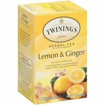 Twinings Lemon Ginger