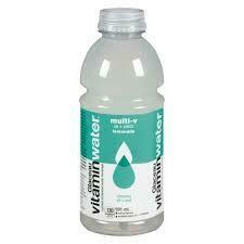 Vitamin Water Lemonade