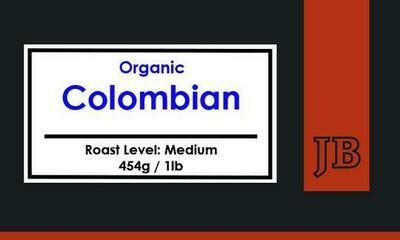 Java Blend Organic Colombian