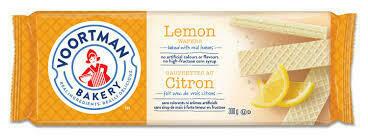 Voortman Lemon Wafer