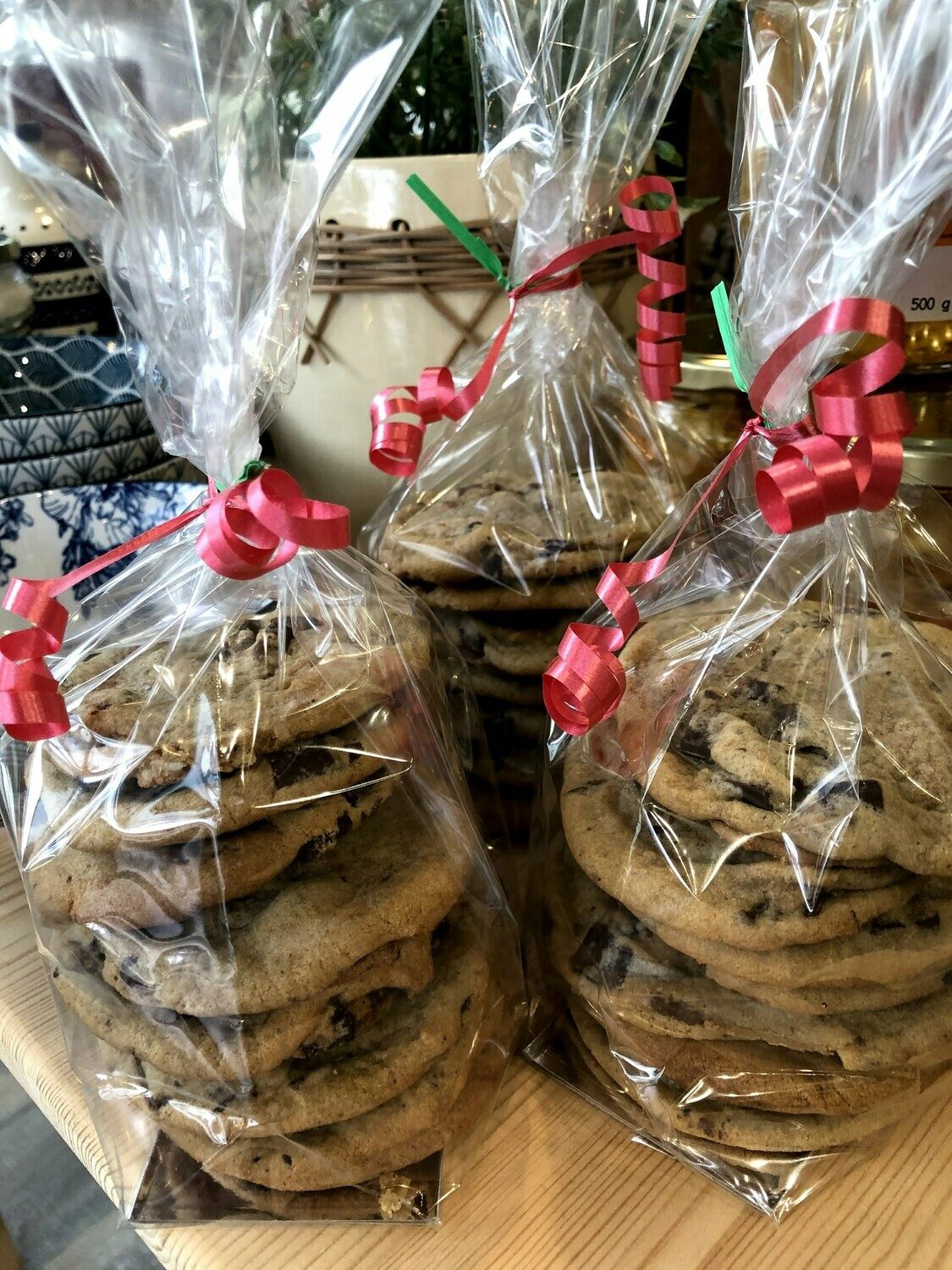 Chocolate Chip Cookie 8 Pack