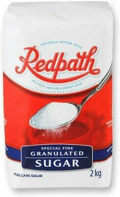 RedPath White Granulated Sugar