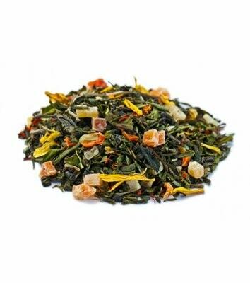 """Чай зеленый """"Бенгальский Тигр"""", 100гр"""