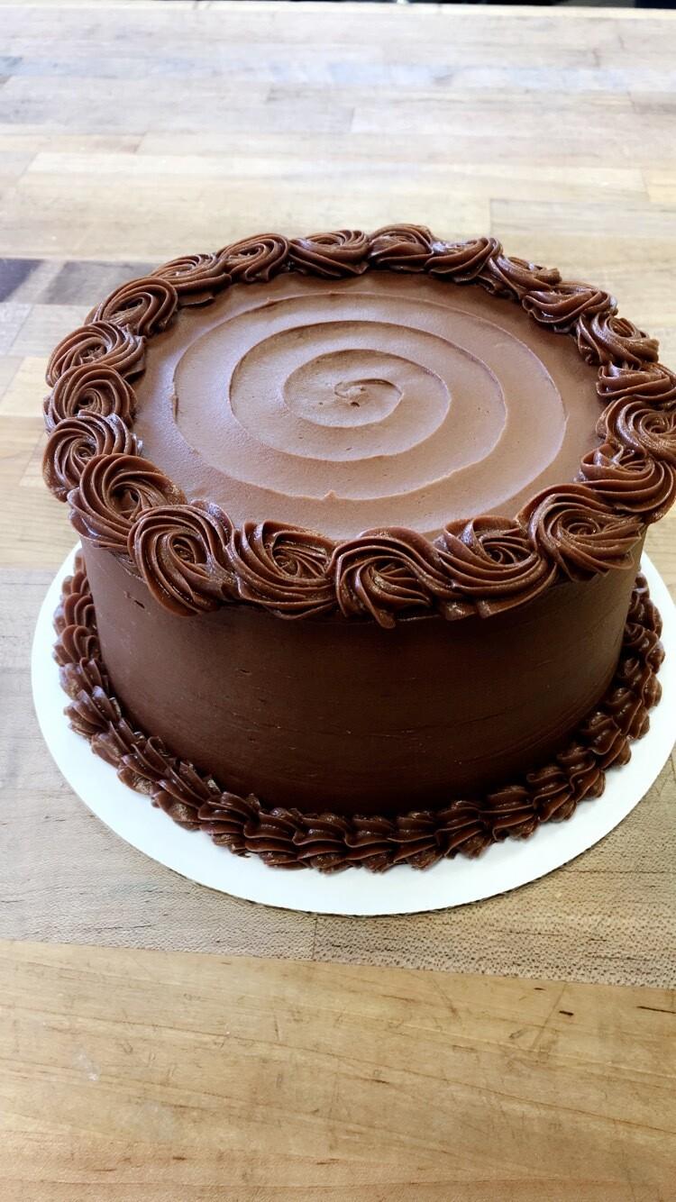 Cakes: Layer Cake