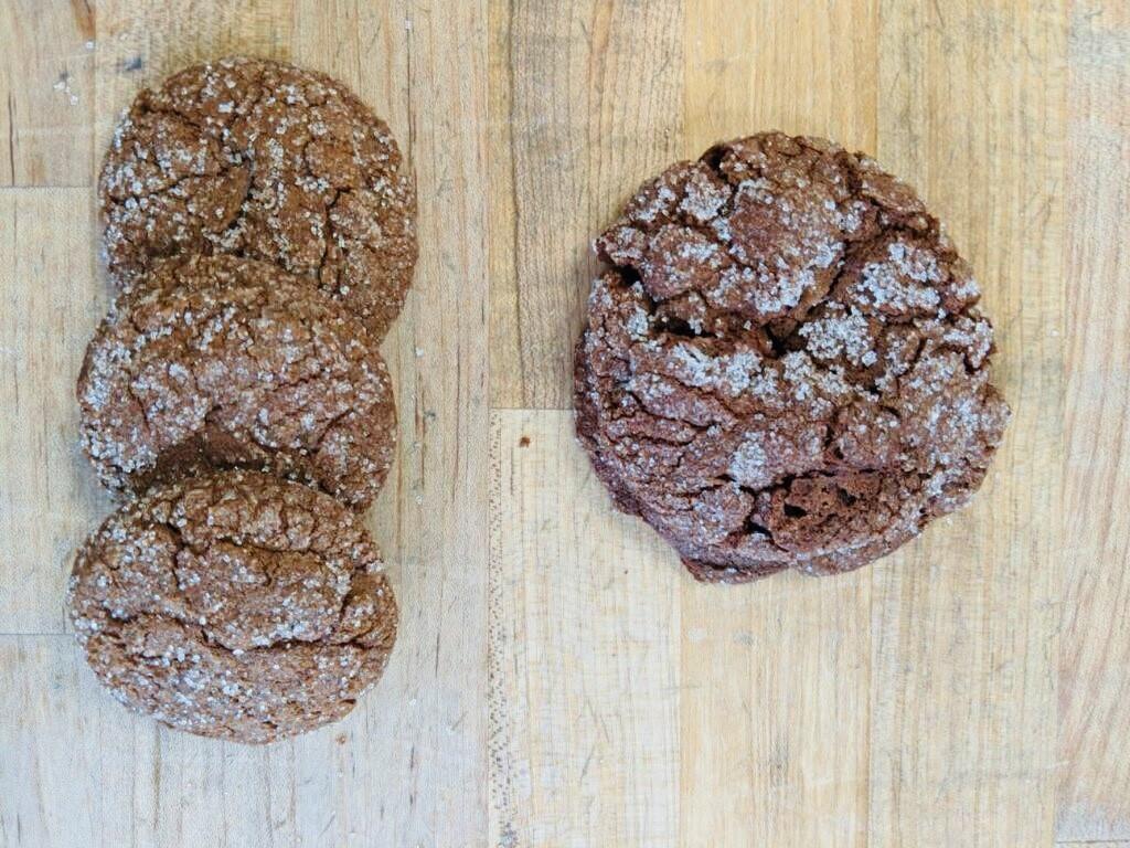 Cookies: Double Chocolate