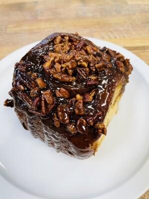 Sweet Rolls: Caramel Nuts