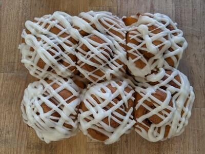 Sweet Rolls: Mini-Cinnamon Rolls