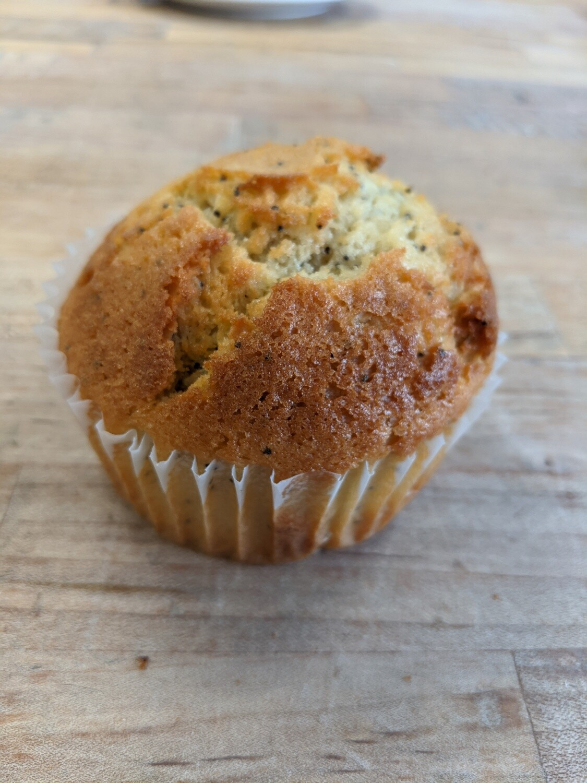 Muffins: Lemon