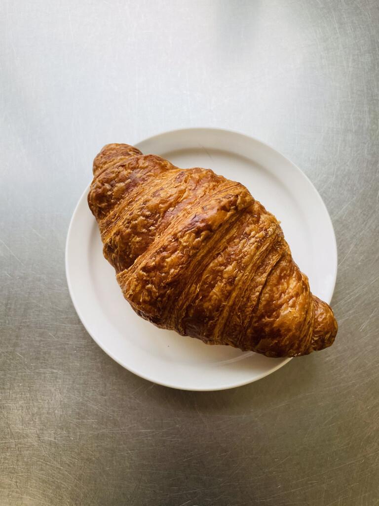 Croissants: Butter