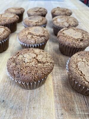Muffins: Pumpkin (Gluten Free)