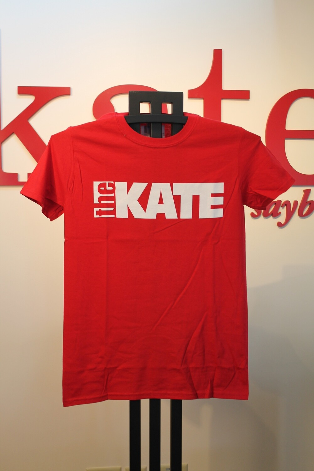 Short Sleeve Shirt - THE KATE/White Logo