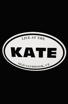 Oval Kate Bumper Magnet