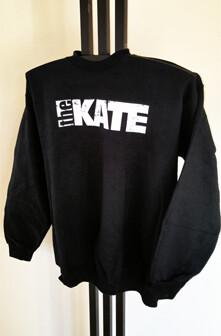 Black Sweatshirt - THE KATE