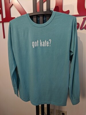 Long Sleeve Shirt - got kate?